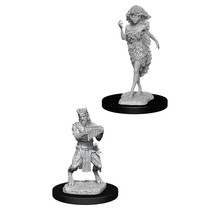 Dungeons and Dragons Nolzur's Marvelous Minis Satyr and Dryad