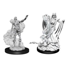 Dungeons and Dragons Nolzur's Marvelous Minis Lich and Mummy Lord