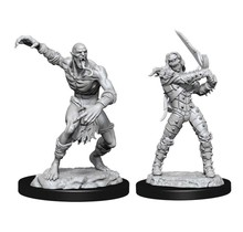 Dungeons and Dragons Nolzur's Marvelous Minis Wight and Ghast