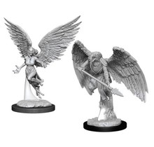 Dungeons and Dragons Nolzur's Marvelous Minis Harpy and Arakocra