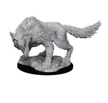 Dungeons and Dragons Nolzur's Marvelous Minis Winter Wolf
