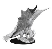 Dungeons and Dragons Nolzur's Marvelous Minis Young Gold Dragon