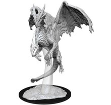 Dungeons and Dragons Nolzur's Marvelous Minis Young Red Dragon