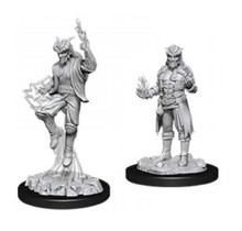Dungeons and Dragons Nolzur's Marvelous Minis Male Tiefling Sorceror