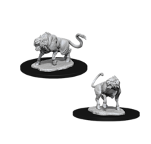 Dungeons and Dragons Nolzur's Marvelous Minis Leucrotta