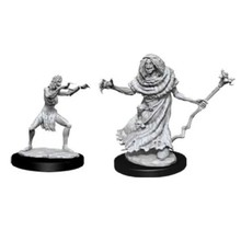 Dungeons and Dragons Nolzur's Marvelous Minis Sea Hag and Bheur Hag