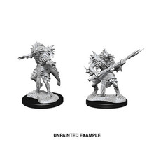 Dungeons and Dragons Nolzur's Marvelous Minis Sahuagin