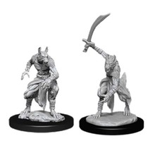 Dungeons and Dragons Nolzur's Marvelous Minis Jackalwere