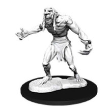 Dungeons and Dragons Nolzur's Marvelous Minis Raging Troll