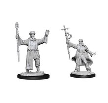 Dungeons and Dragons Nolzur's Marvelous Minis Human Wizard Male