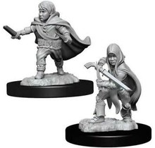 Dungeons and Dragons Nolzur's Marvelous Minis Halfling Rogue Male