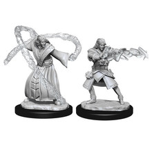 Dungeons and Dragons Nolzur's Marvelous Minis Elf Wizard Male