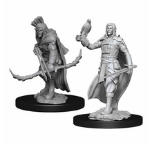 Dungeons and Dragons Nolzur's Marvelous Minis Elf Ranger Male