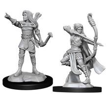 Dungeons and Dragons Nolzur's Marvelous Minis Elf Ranger Female
