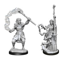 Dungeons and Dragons Nolzur's Marvelous Minis Firbolg Druid Female