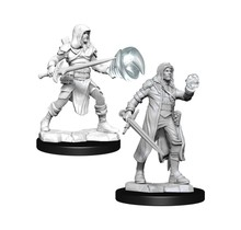 Dungeons and Dragons Nolzur's Marvelous Minis Multiclass Fighter Wizard Male