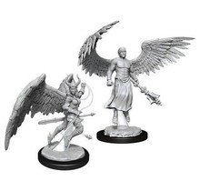 Dungeons and Dragons Nolzur's Marvelous Minis Deva and Erinyes