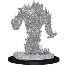 Dungeons and Dragons Nolzur's Marvelous Minis Fire Elemental