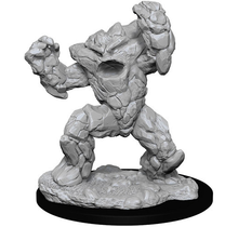 Dungeons and Dragons Nolzur's Marvelous Minis Earth Elemental