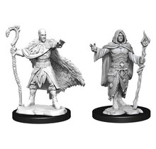 Dungeons and Dragons Nolzur's Marvelous Minis Human Druid Male