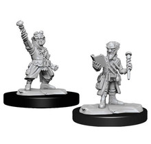 Dungeons and Dragons Nolzur's Marvelous Minis Gnome Artifice Male