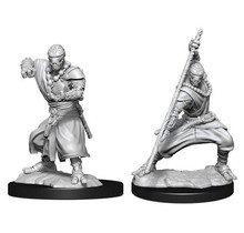 Dungeons and Dragons Nolzur's Marvelous Minis Warforged Monk