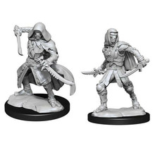 Dungeons and Dragons Nolzur's Marvelous Minis Warforged Rogue