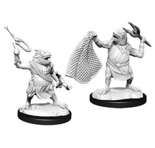 Dungeons and Dragons Nolzur's Marvelous Minis Kuo-Toa & Kuo-Toa Whip