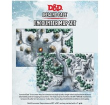 Dungeons and Dragons Icewind Dale Encounter Map Set