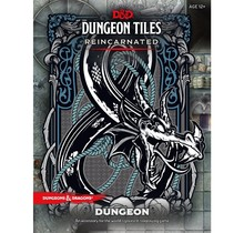 Dungeons and Dragons Dungeon Tiles Reincarnated: Dungeon