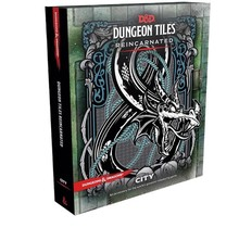 Dungeons and Dragons Dungeon Tiles Reincarnated: City