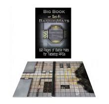 Big Book of Sci Fi Battle Mats