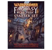 Warhammer Fantasy 4E Starter Set