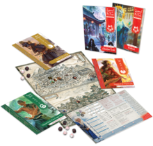Legend of the Five Rings Beginner Game Box Set