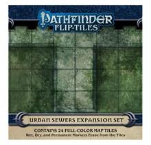 Pathfinder Flip Tiles Urban Sewers Expansion
