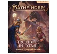 Pathfinder 2E Adventure Troubles in Otari