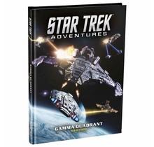 Star Trek Adventures Gamma Quadrant Sourcebook