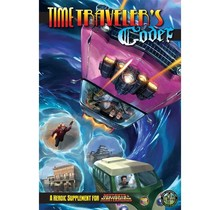 Mutants and Masterminds 3E Time Traveler's Codex