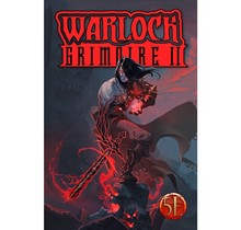 Warlock Grimoire 2 Hardcover