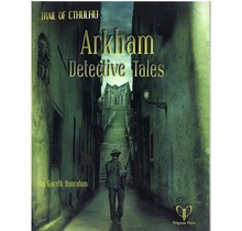 Trail of Cthulhu Arkham Detective Tales Extended Edition