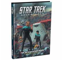 Star Trek Adventures The Science Division Supplemental Rulebook