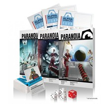 Paranoia Core Red Clearance Edition