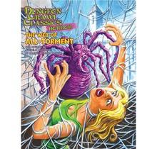 Mutant Crawl Classics Horror #6 - Web of All Torment