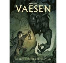 Vaesen Nordic Horror RPG Hardcover
