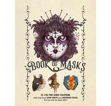 Spire Book of Masks a Sourcebook