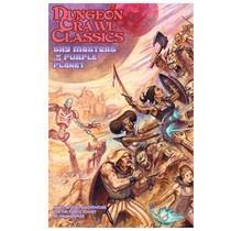 Dungeon Crawl Classics #84.3 Sky Masters of the Purple Planet
