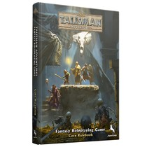 Talisman Adventures RPG Core Rule Book