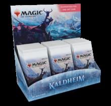 Magic the Gathering Kaldheim KHM Set Booster Box