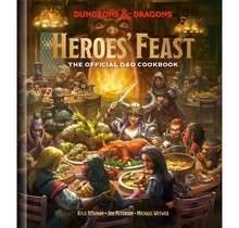 Dungeons and Dragons Heroes' Feast HC