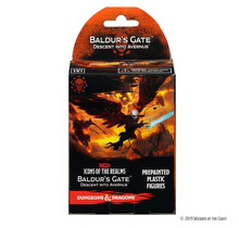 Dungeons and Dragons Icons of the Realms Baldur's Gate Descent into Avernus Booster Box